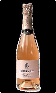 Château Ferreyres Crémant de Bordeaux Rosé Brut