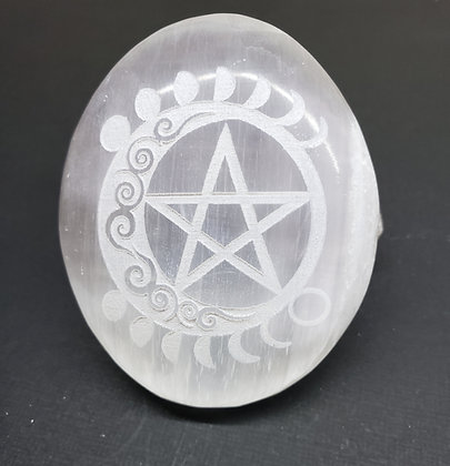 Pentagram Protection PeaceAndLaughter.com