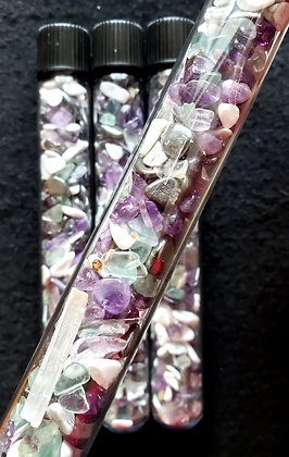 Release Stress and Anxiety, Crystal Energy Wand