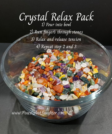 Crystal Relax Pack
