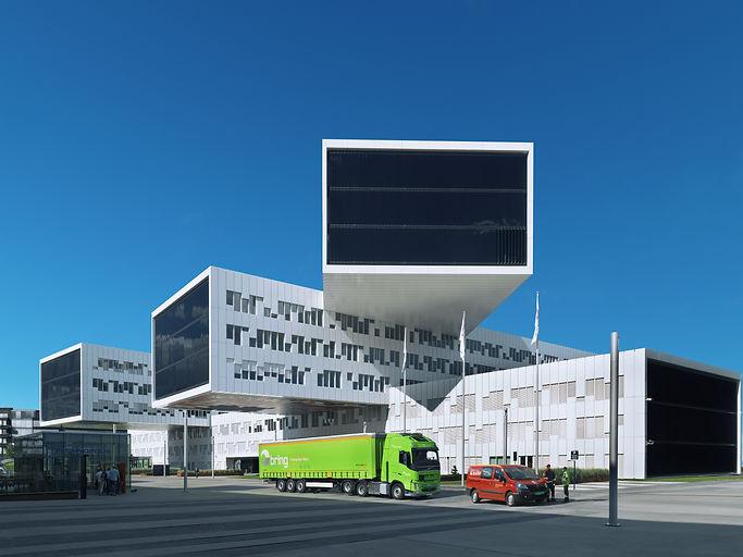 Bring & Posten / Oslo / Norway