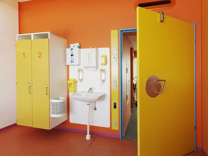 Steensen Varming / Sydney /Herlev hospital /Denmark