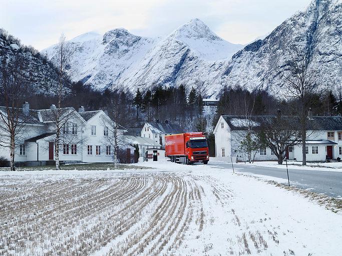 Posten, Norway