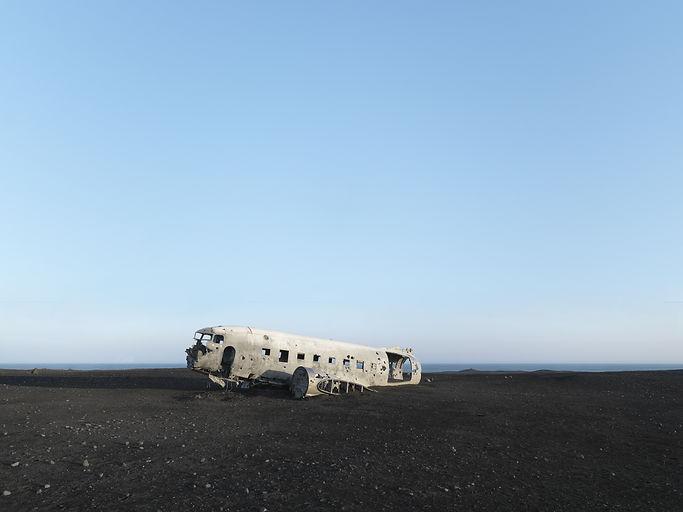DC3 plane wreck / Sólheimasandur / Iceland