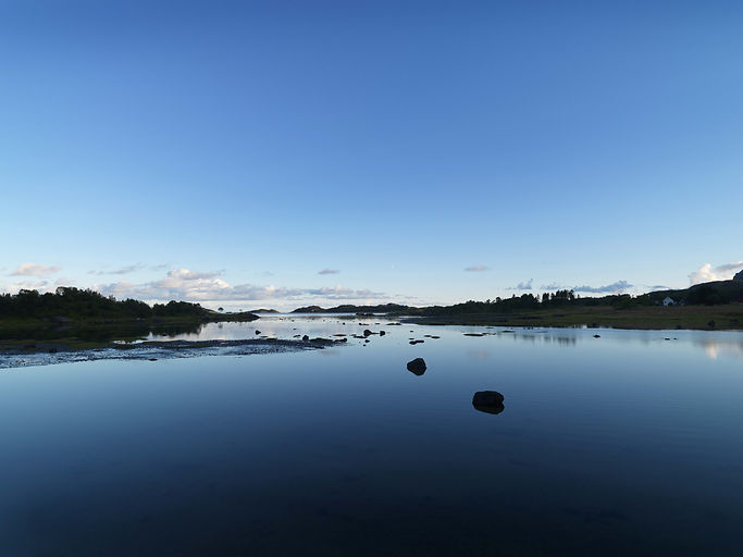 Scandinavian landscape / Lofoten / Norway