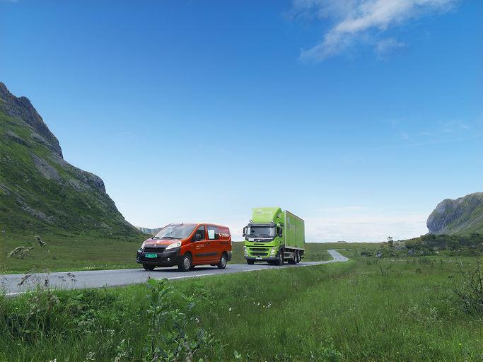 Bring & Posten / Lofoten / Norway