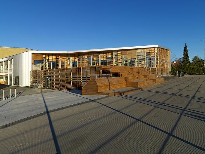 AG5 Architects /Frederiksberg Sports Halls