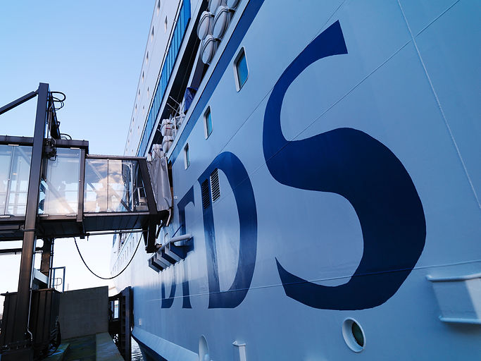 DFDS / Copenhagen / Denmark