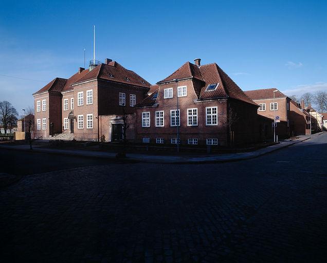 APA / Alex Poulsen Arkitekter /Danish Police Stations