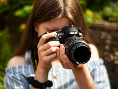 Photography Workshops for Children in the School Holidays