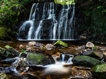 Tigers Clough Waterfall, Rivington