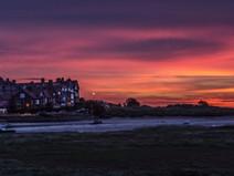 Alnmouth Sunrise, Northumberland