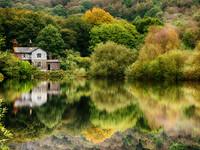 Autumn Reflections at Anglezarke