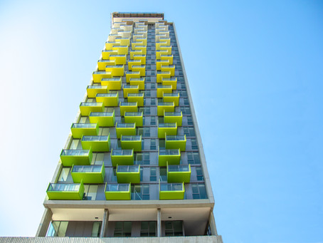 Buyers move into Kodo, Adelaide's tallest residential tower.