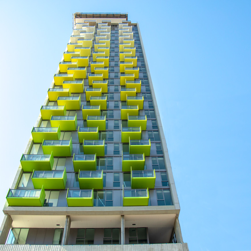 Kodo, Adelaide I 200 Apartments