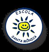 Logo Escola Santa Mônica