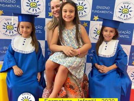 Formatura 2020 - Educação Infantil