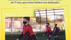 Jovens talentos esportivos