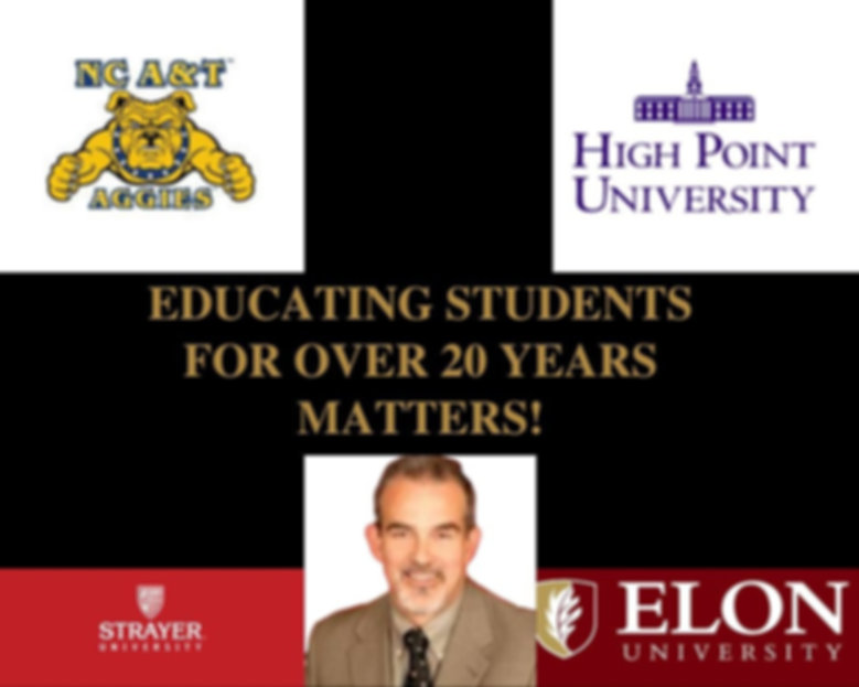 educating a community for over 20 years