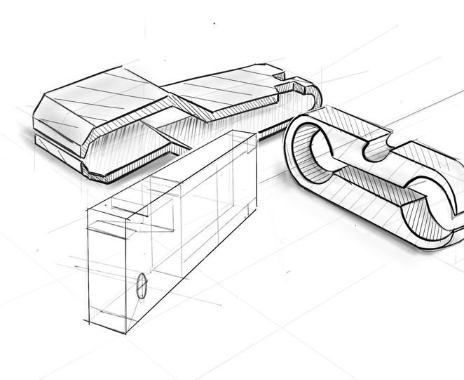 SGW Designworks Sketches