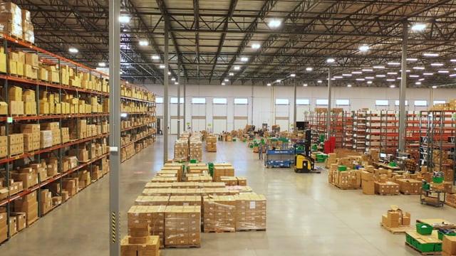 Verde Fulfillment warehouse tour