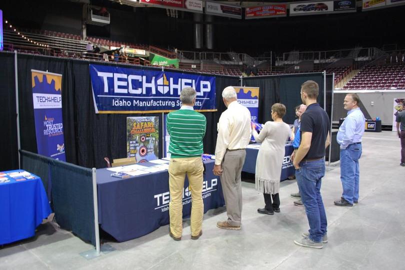 TechHelp Idaho Tradeshow