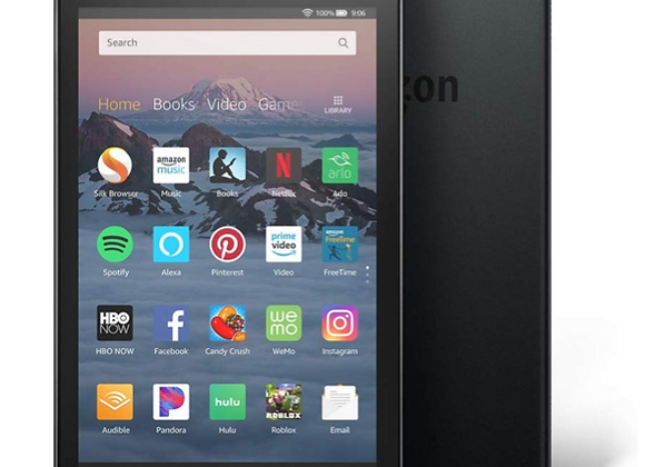 Amazon Fire Tablet 8""