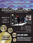Design-A-Ganza Flyer