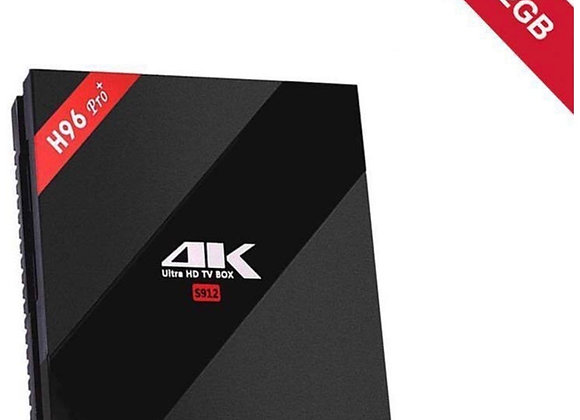 H96 Pro 4K Android TV Box