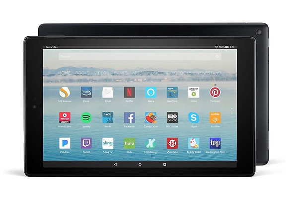 "Amazon Fire Tablet 10"""