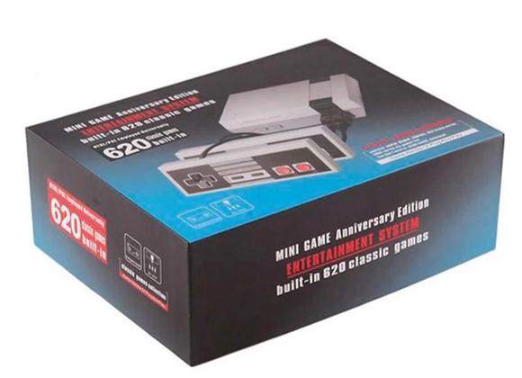 Retro gaming box (NES mini)