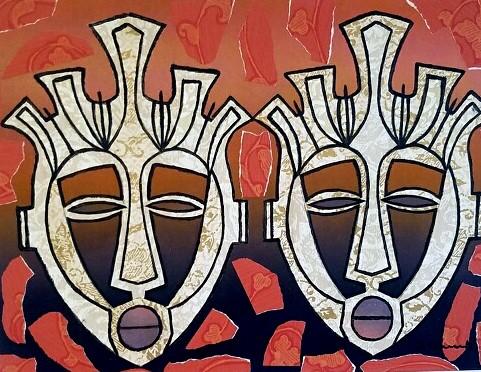 Twin Mask