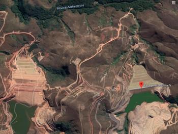 Barragem da Vale em Ouro Preto é colocada em protocolo de emergência nível 1