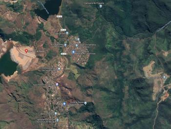 Em Ouro Preto, 67 famílias vizinhas de barragem da Vale terão de deixar suas casas