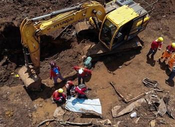 Buscas pelas 11 vítimas ainda desaparecidas do rompimento em Brumadinho serão retomadas