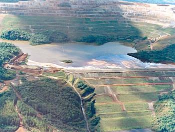 ANM interdita 47 barragens, 37 em MG, por falta de declaração de instabilidade