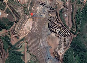 Mina da Vale em Macacos tem mais uma barragem em protocolo de emergência