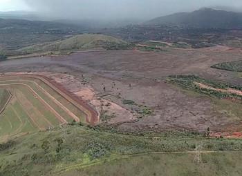 Quatro barragens da Vale estão sob risco iminente, alerta ANM