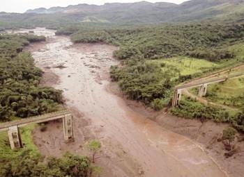 Revista Ciência e Cultura, da SBPC, traz dossiê sobre o desastre de Brumadinho