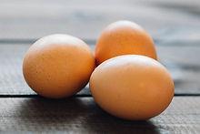 Les œufs sur le tableau