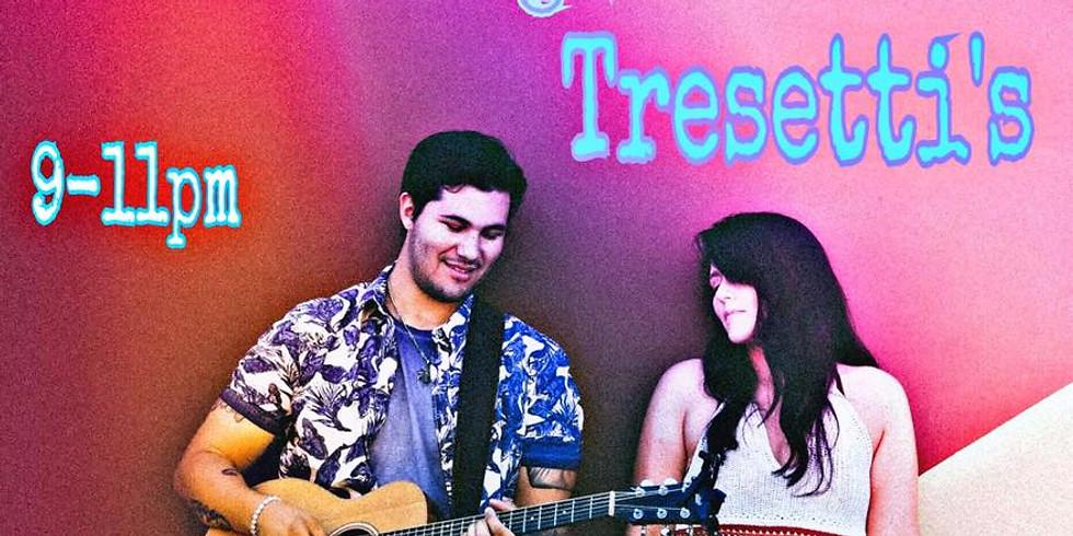 Me & You The Duo @ Tresetti's