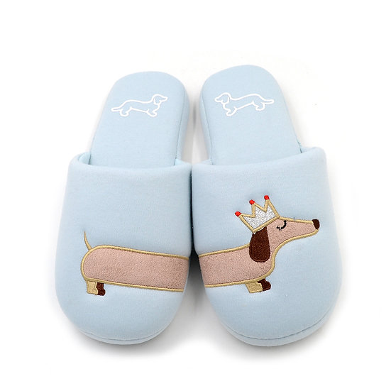 Millffy Dachshund Dog House Slippers for Ladie MS0903
