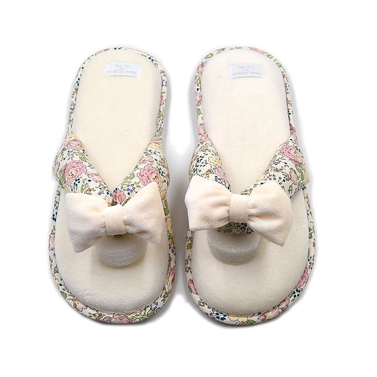 Millffy Memory Foam Cushioning Spa Thong Slippers MS0915