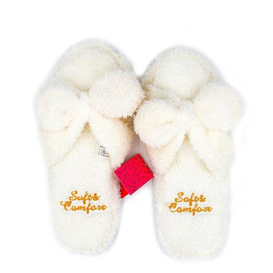 Millffy fluffy plush slippers MS0901