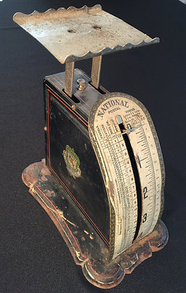 National Postal Scale.