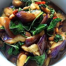 Pad Eggplant