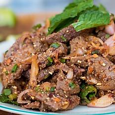 Nam-Tok Beef