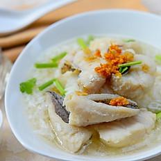 Rice Soup S 5.95 L 9.95