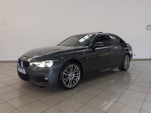 BMW 320i 2.0 M SPORT GP 16V TURBO ACTIVE FLEX 4P AUTOMÁTICO 35.635 KM 2018