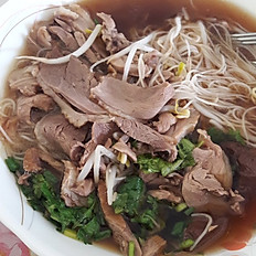 Duck Noodles Soup